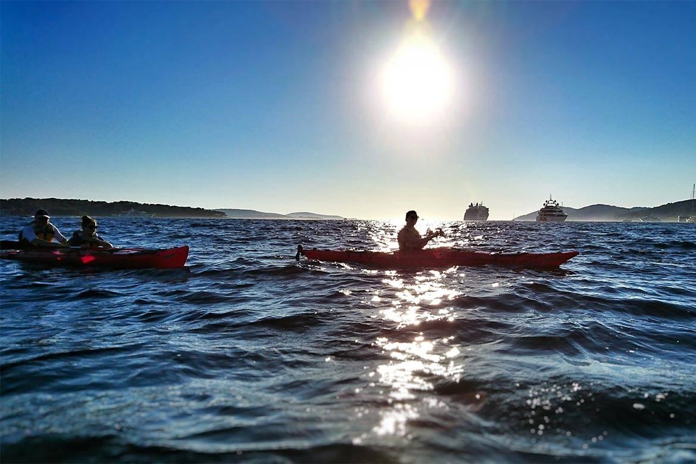sea kayaking hvar stag croatia 11