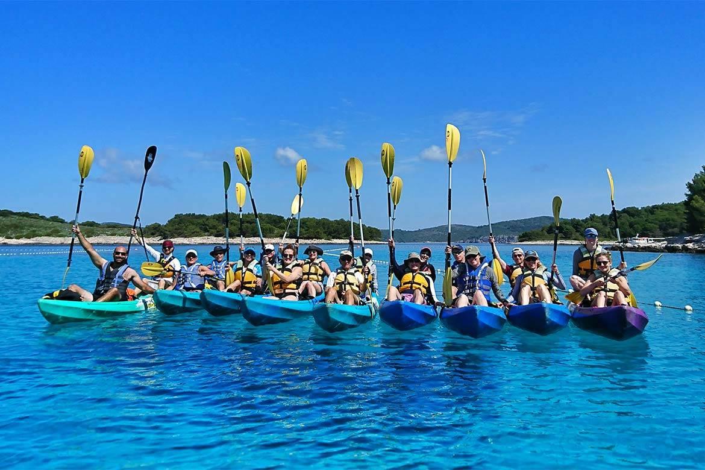 sea kayaking tour 1