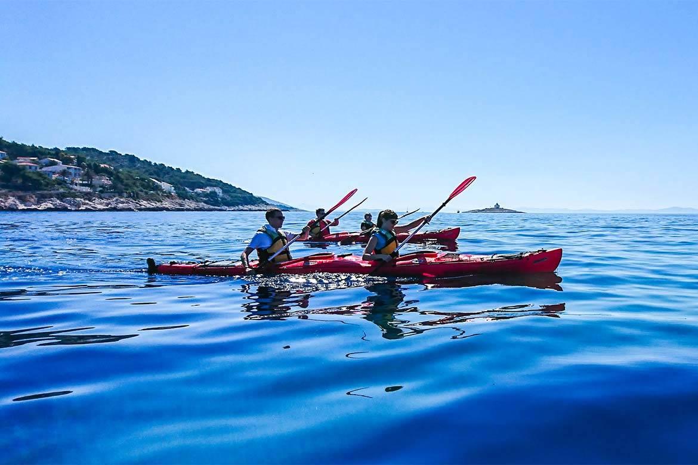sea kayaking tour 6
