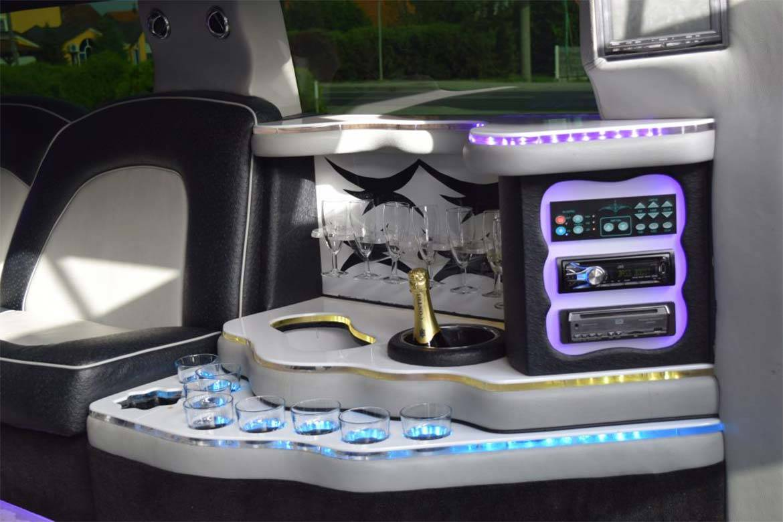 limo tour split 6