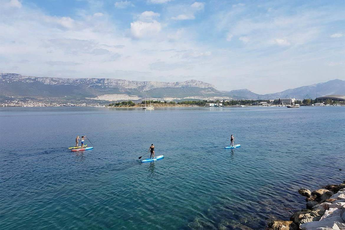standup paddle board tour stag croatia 7