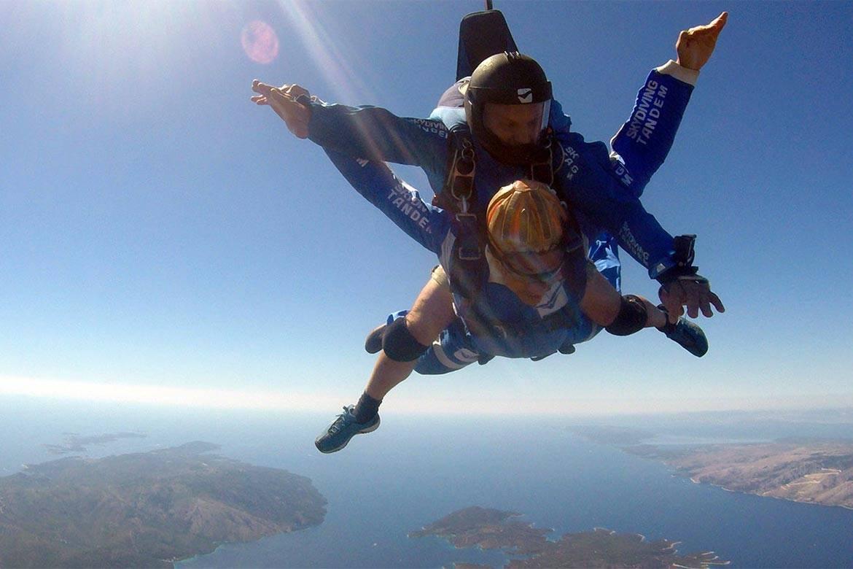 tandem jump hvar stag croatia 15