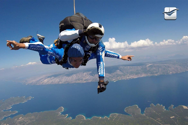 tandem jump hvar stag croatia 25