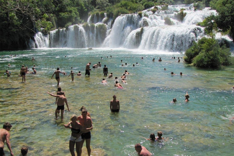 trip to np krka stag croatia 7
