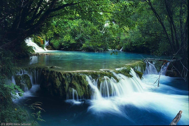 trip to np plitvicka jezera stag croatia 1