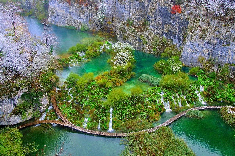 trip to np plitvicka jezera stag croatia 10
