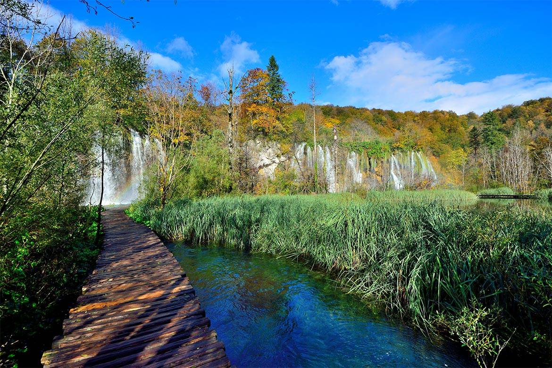 trip to np plitvicka jezera stag croatia 11