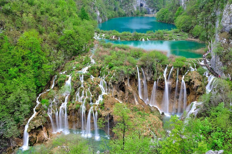 trip to np plitvicka jezera stag croatia 7