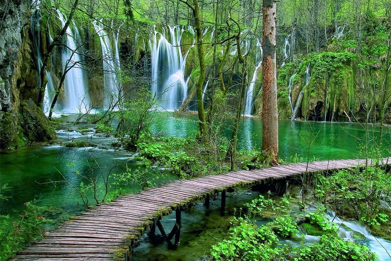trip to np plitvicka jezera stag croatia 8
