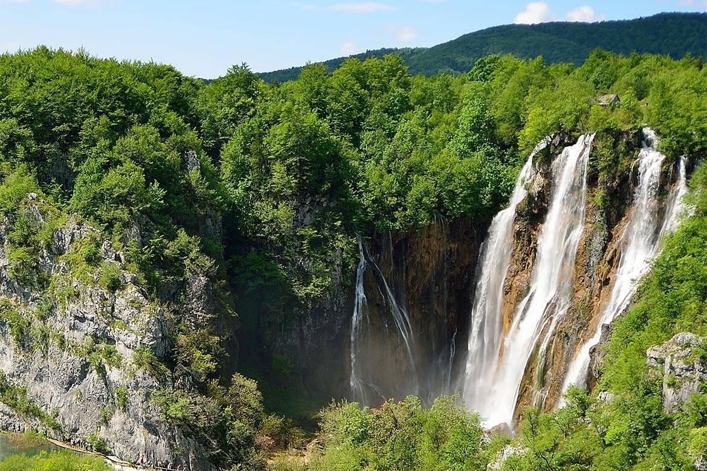 trip to np plitvicka jezera stag croatia 9
