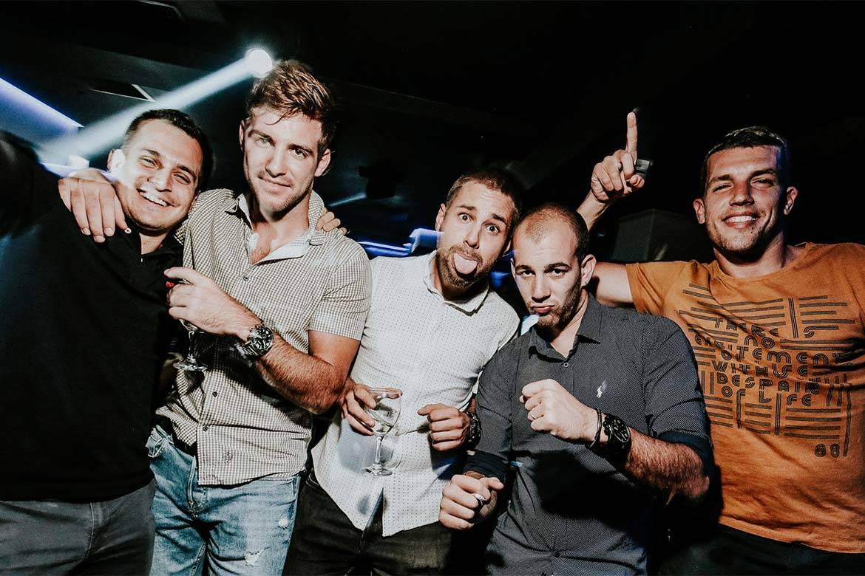 nightclub entry stag croatia 22