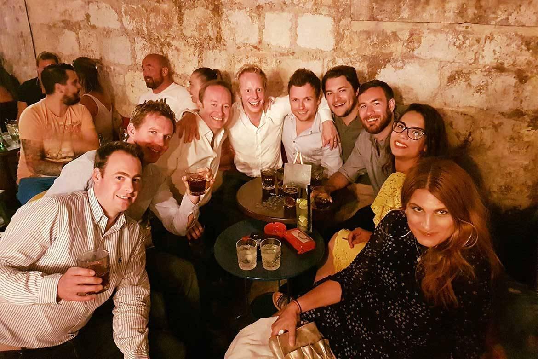 zagreb pub crawl private tour stag croatia 7