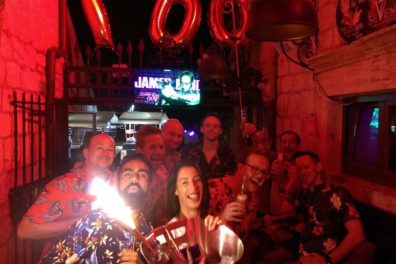 zagreb pub crawl private tour stag croatia 8
