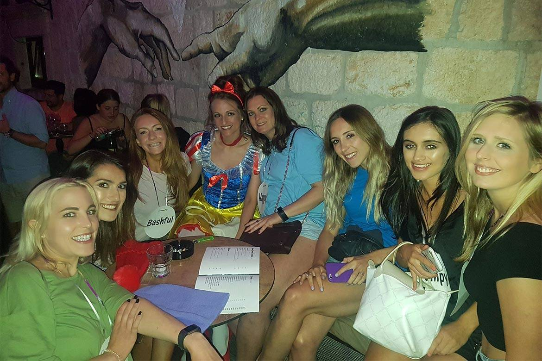 vip night stag croatia 4