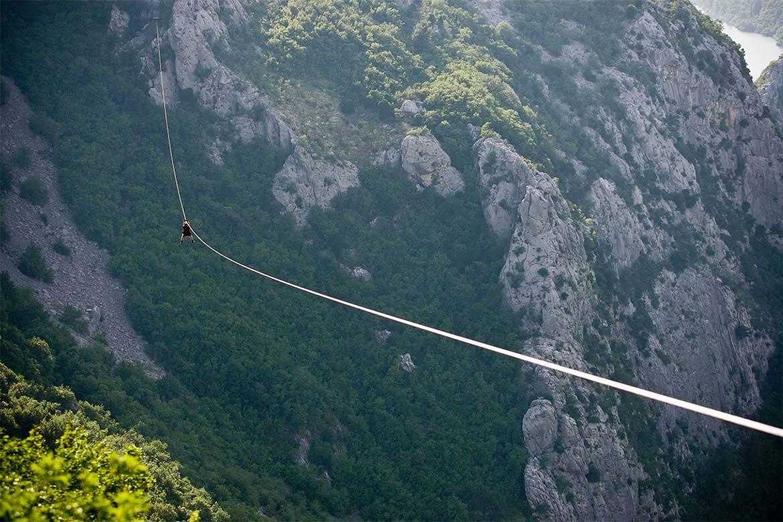 zip line stag croatia 2