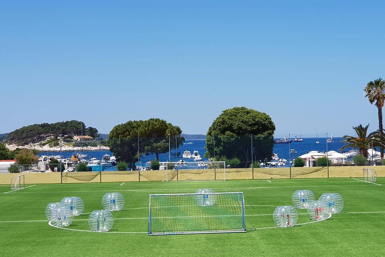 zorb football stag croatia 7